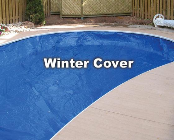 Winter Cover – Beaded & Custom Fit