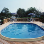 Oval Pools