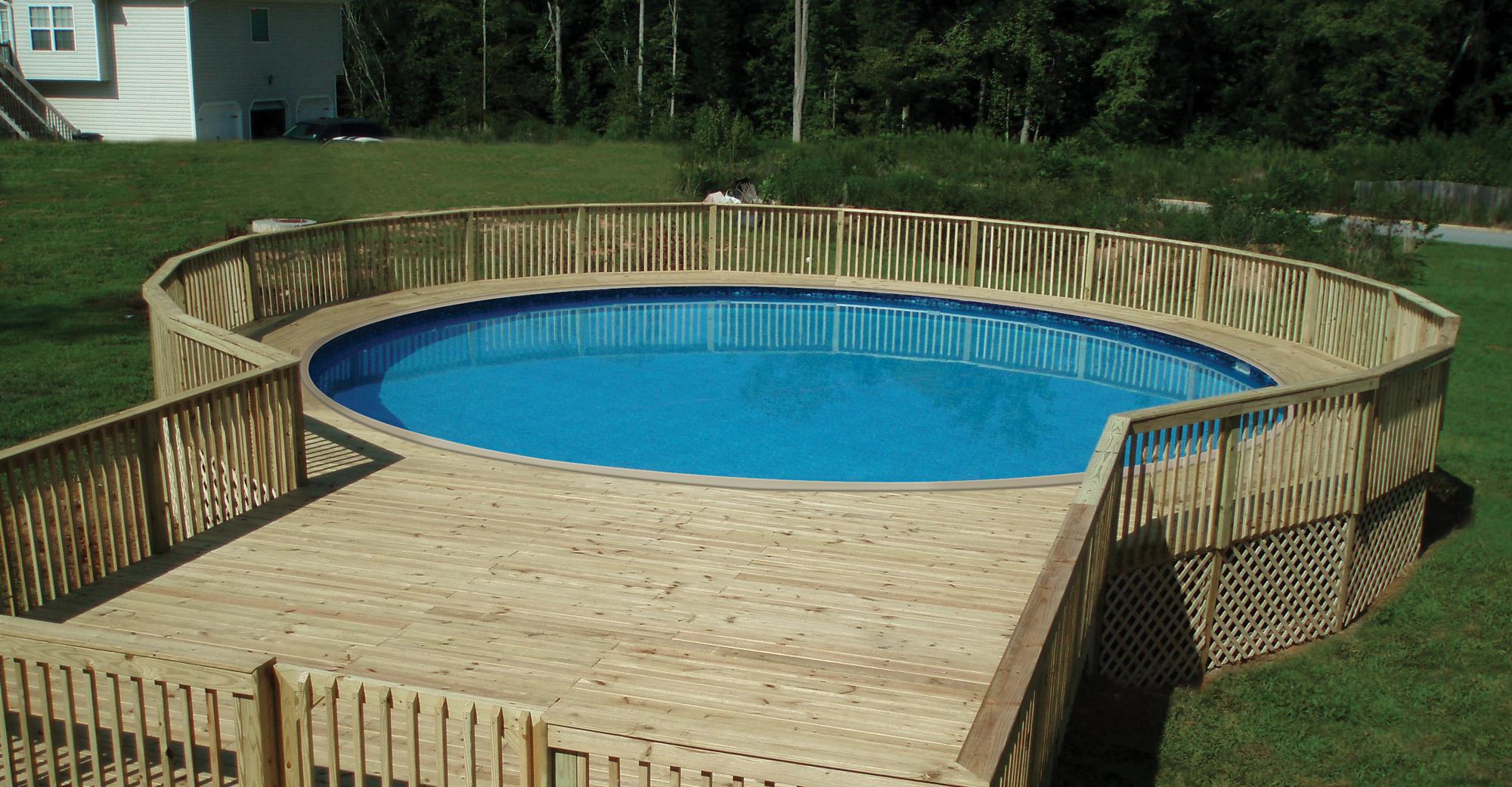Round Pools