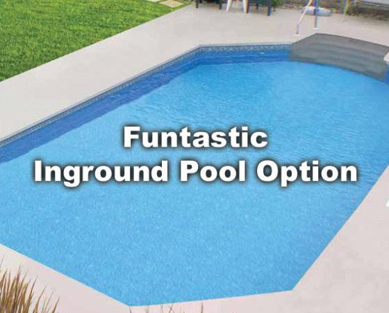 Funtastic Inground Pool