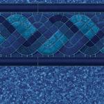 Raleigh Blue Tile