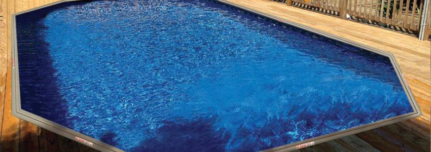 12′ 3″ x 24′ 3″ Grecian Pool