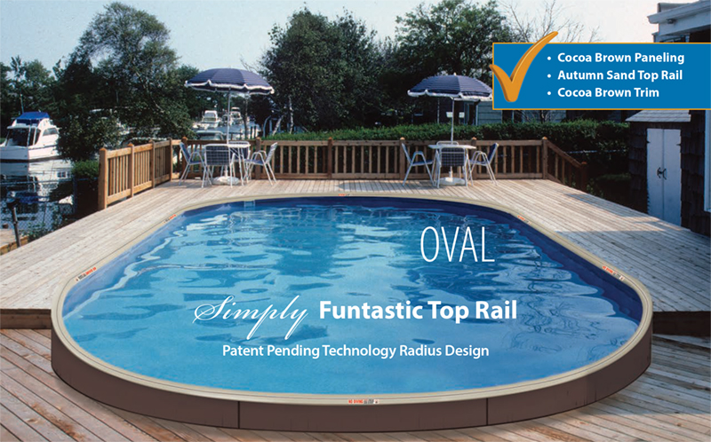 Design Your Custom Semi On-Ground Pool - The Funtastic Pool